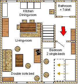 1st Floor Bedromm
