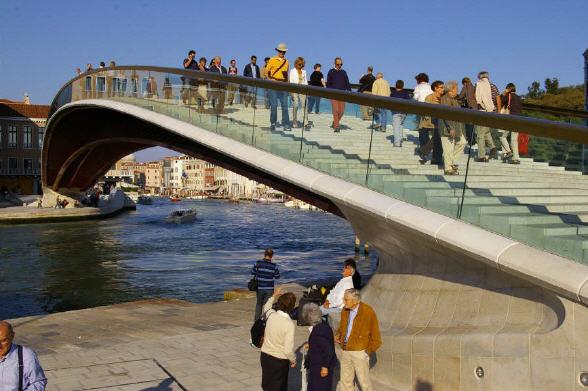 Le quatrième pont de calatrava