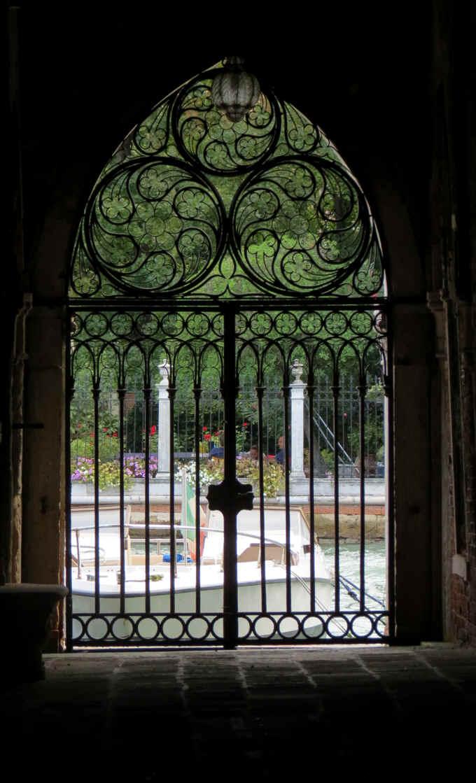 Aux portes de venise 7 for 7 portes de l enfer