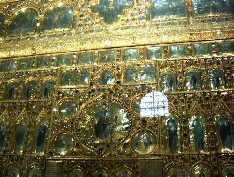 Index of itineraire san marco basilique saint marc images for Pala de oro