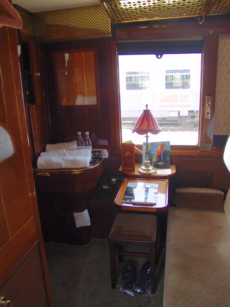 Cabine Orient Express