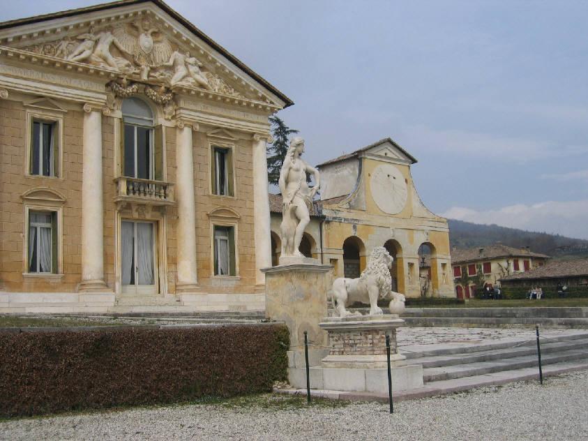 Villa Barbaro Maser